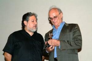 en el Napoli Film Festival